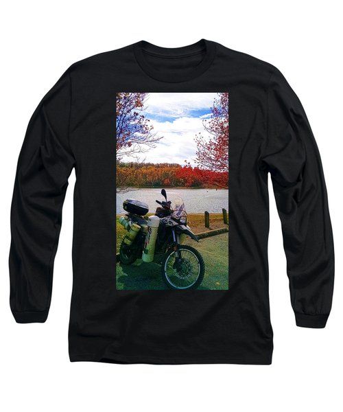 Fall At Fern Clyffe Long Sleeve T-Shirt