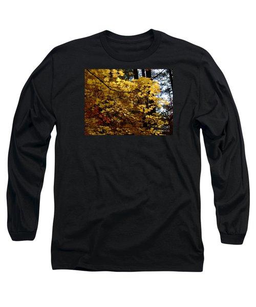 Fall Colors 6372 Long Sleeve T-Shirt by En-Chuen Soo