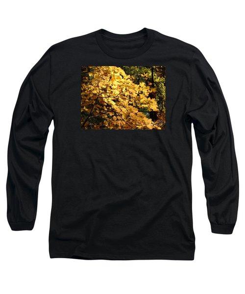 Fall Colors 6407 Long Sleeve T-Shirt by En-Chuen Soo