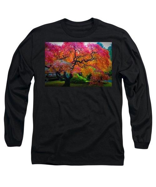 Fall Crowning Glory  Long Sleeve T-Shirt