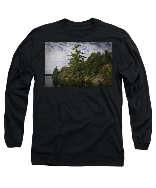 Fall In Northern Ontario Long Sleeve T-Shirt