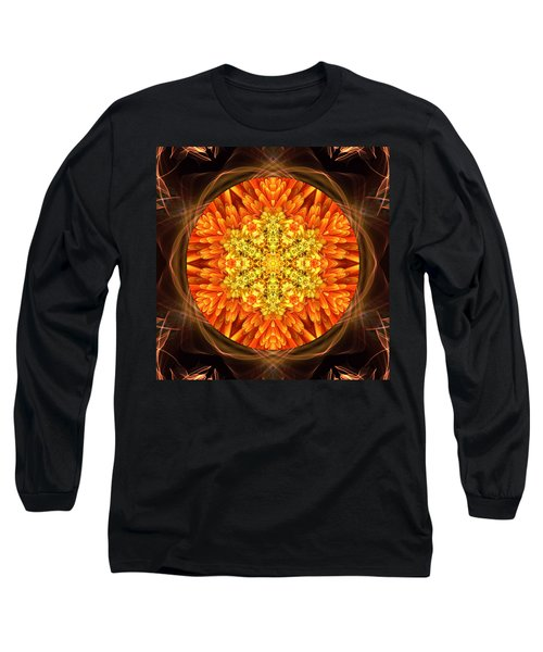 Fall Nature Spirit Long Sleeve T-Shirt