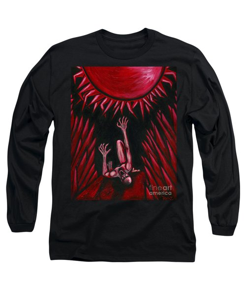 Fall Of Icarus Long Sleeve T-Shirt