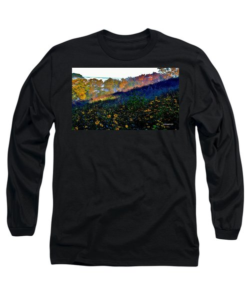 Fall On Garvin Heights Long Sleeve T-Shirt
