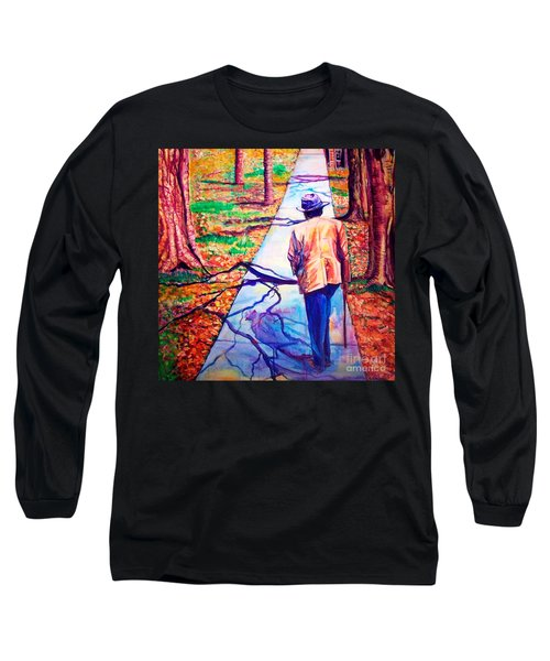 Fall On Highway 98' Long Sleeve T-Shirt