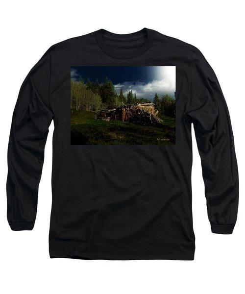 Fallen In Long Sleeve T-Shirt