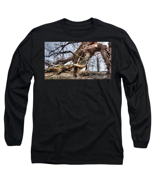 Fallen Twisted Giant Long Sleeve T-Shirt