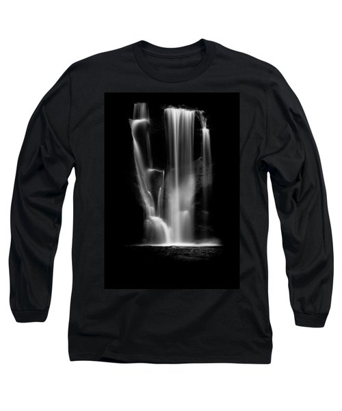 Falling Light Long Sleeve T-Shirt by Shane Holsclaw