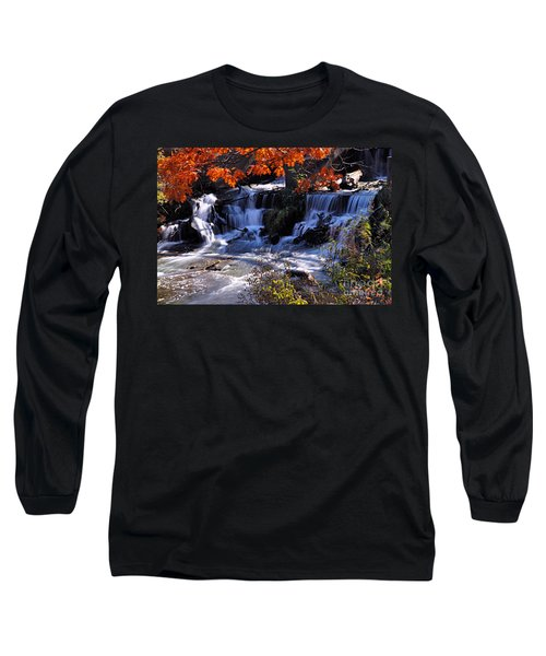 Falls In The Fall Long Sleeve T-Shirt