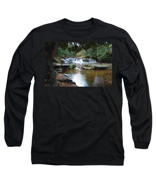 Falls River Long Sleeve T-Shirt