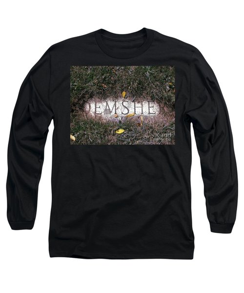 Long Sleeve T-Shirt featuring the photograph Family Crest by Michael Krek