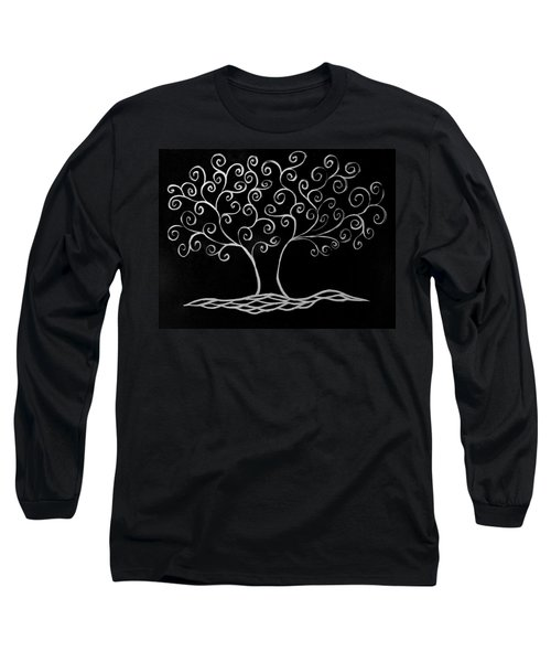 Family Tree Long Sleeve T-Shirt by Jamie Lynn