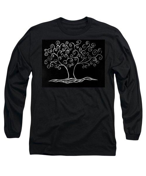 Family Tree Long Sleeve T-Shirt
