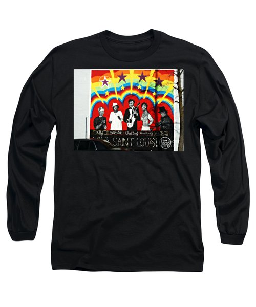 Famous St. Louisans Long Sleeve T-Shirt