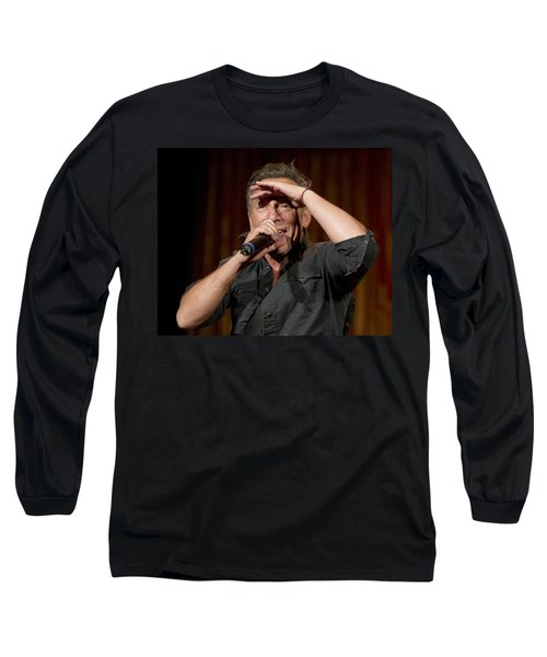 Fan Scan Long Sleeve T-Shirt
