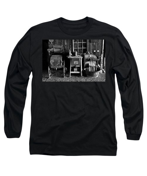Farm Antiques Long Sleeve T-Shirt