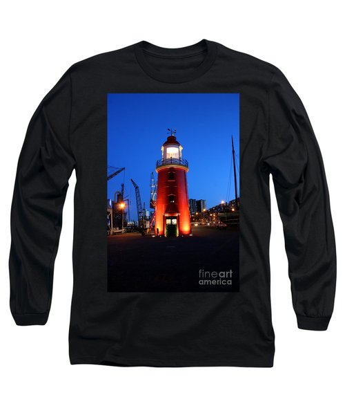 Faro Museo De Rotterdam Holland Long Sleeve T-Shirt