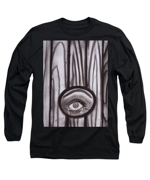 Fear - Eye Through Fence Long Sleeve T-Shirt