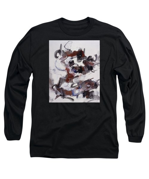 Fear Of Change Long Sleeve T-Shirt