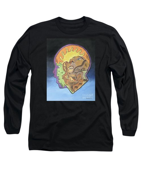 Fear Of The Unknown Long Sleeve T-Shirt