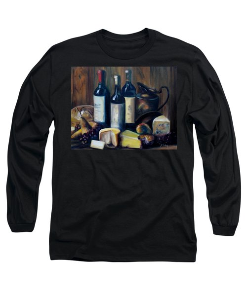 Feast Still Life Long Sleeve T-Shirt
