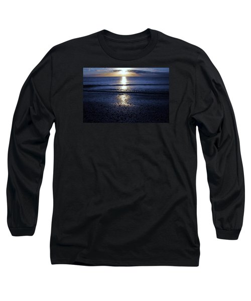 Long Sleeve T-Shirt featuring the photograph Feeling The Sunset by Kicking Bear  Productions