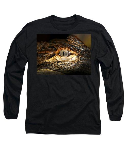 Feisty Gator Long Sleeve T-Shirt