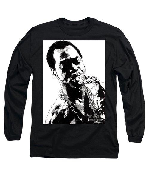 Fela Kuti Long Sleeve T-Shirt