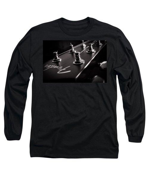 Fender Acoustic I Long Sleeve T-Shirt