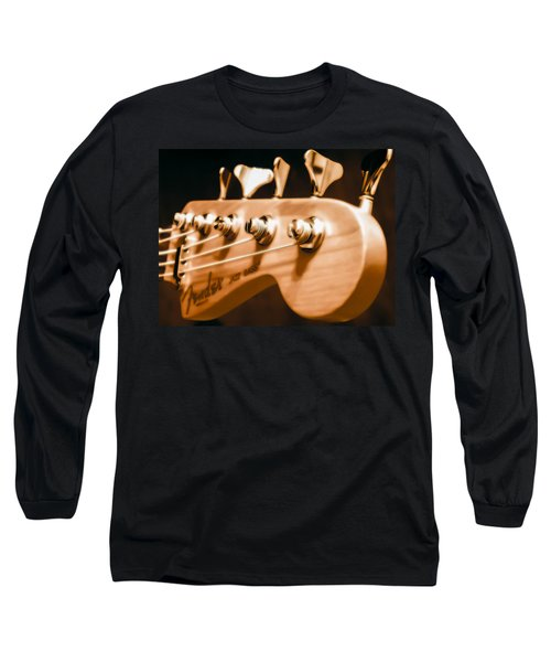 Fender Jazz Long Sleeve T-Shirt