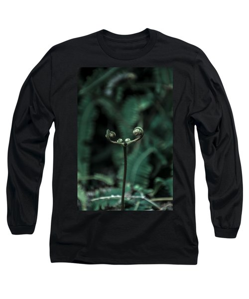 Fern Bud Long Sleeve T-Shirt