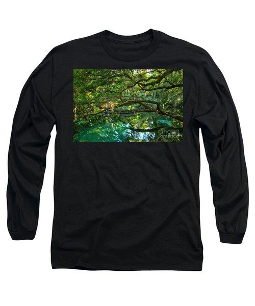 Fern Hammock Long Sleeve T-Shirt