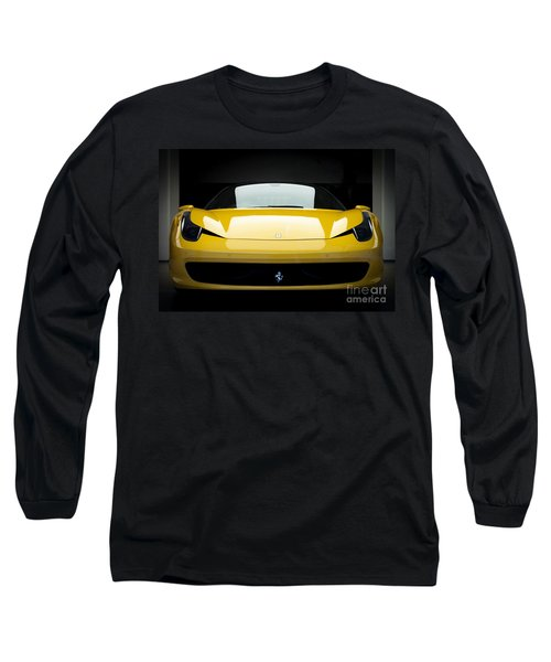 Ferrari 458 Long Sleeve T-Shirt