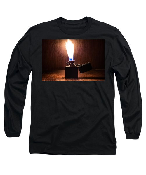 Feuer Long Sleeve T-Shirt by Tgchan