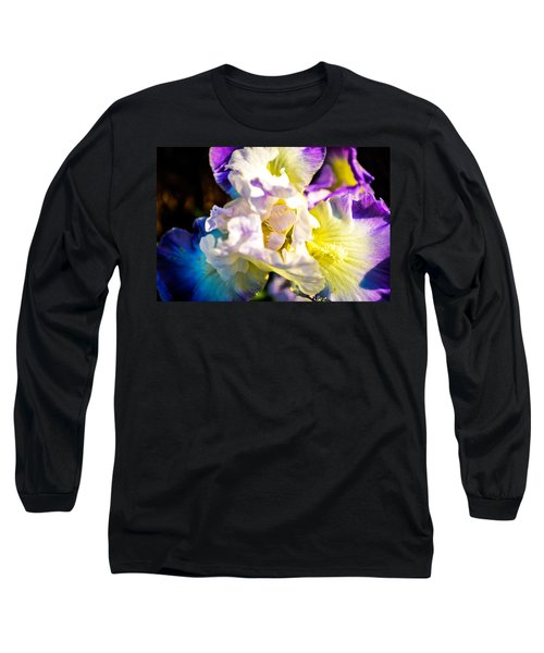 Fickle Iris  Long Sleeve T-Shirt
