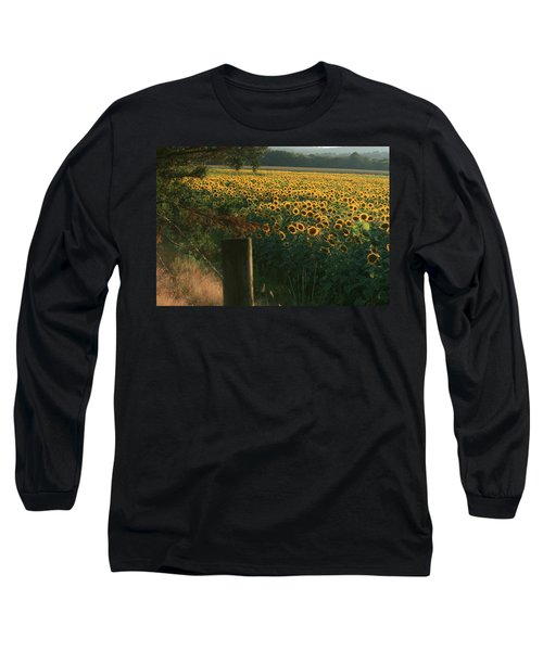 Field Dreams No.2 Long Sleeve T-Shirt