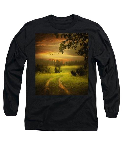 Fields Of Dreams Long Sleeve T-Shirt