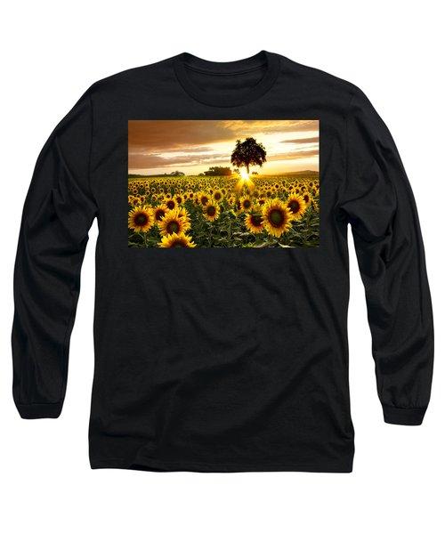 Fields Of Gold Long Sleeve T-Shirt