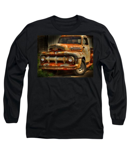 Fifty Two Ford Long Sleeve T-Shirt