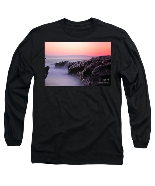 Fine Art Water 8 Long Sleeve T-Shirt