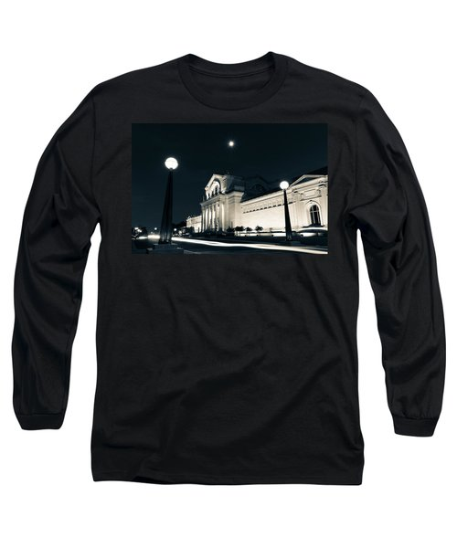 Fine Arts Drive Long Sleeve T-Shirt