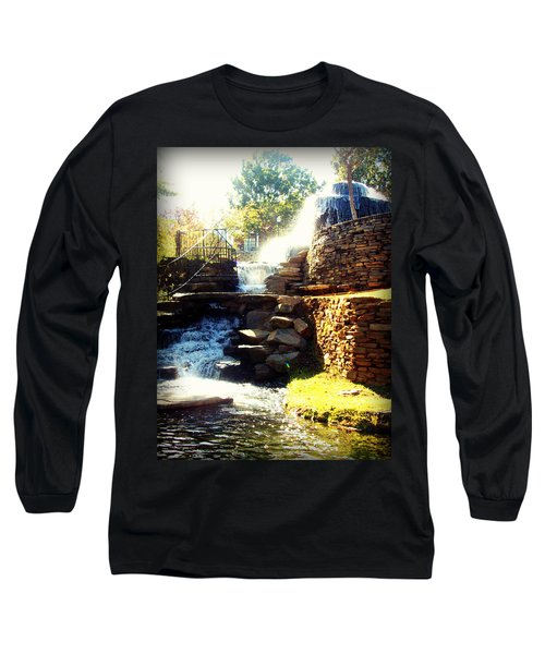 Finlay Park Fountain Long Sleeve T-Shirt