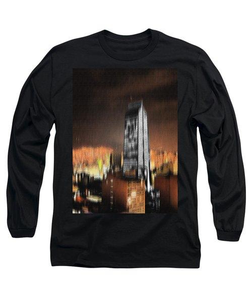 Fire Of Babylon Long Sleeve T-Shirt