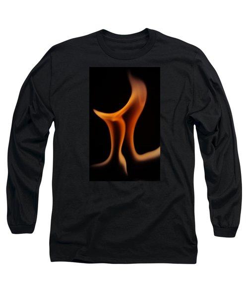 Fire Pi Long Sleeve T-Shirt