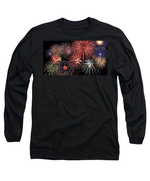 Fireworks Spectacular IIi Long Sleeve T-Shirt