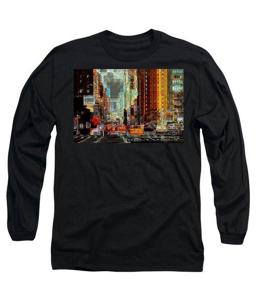 First Avenue - New York Ny Long Sleeve T-Shirt