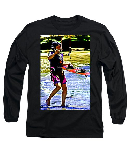 First Lesson Long Sleeve T-Shirt