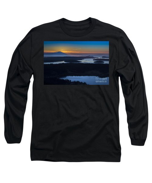First Light Long Sleeve T-Shirt by Sonya Lang