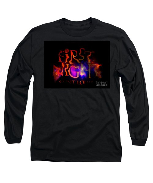 First Night Sign 2 Long Sleeve T-Shirt