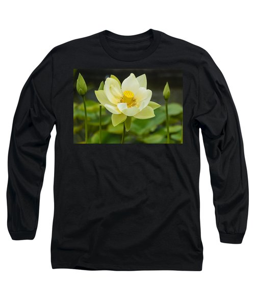 First To Bloom Long Sleeve T-Shirt